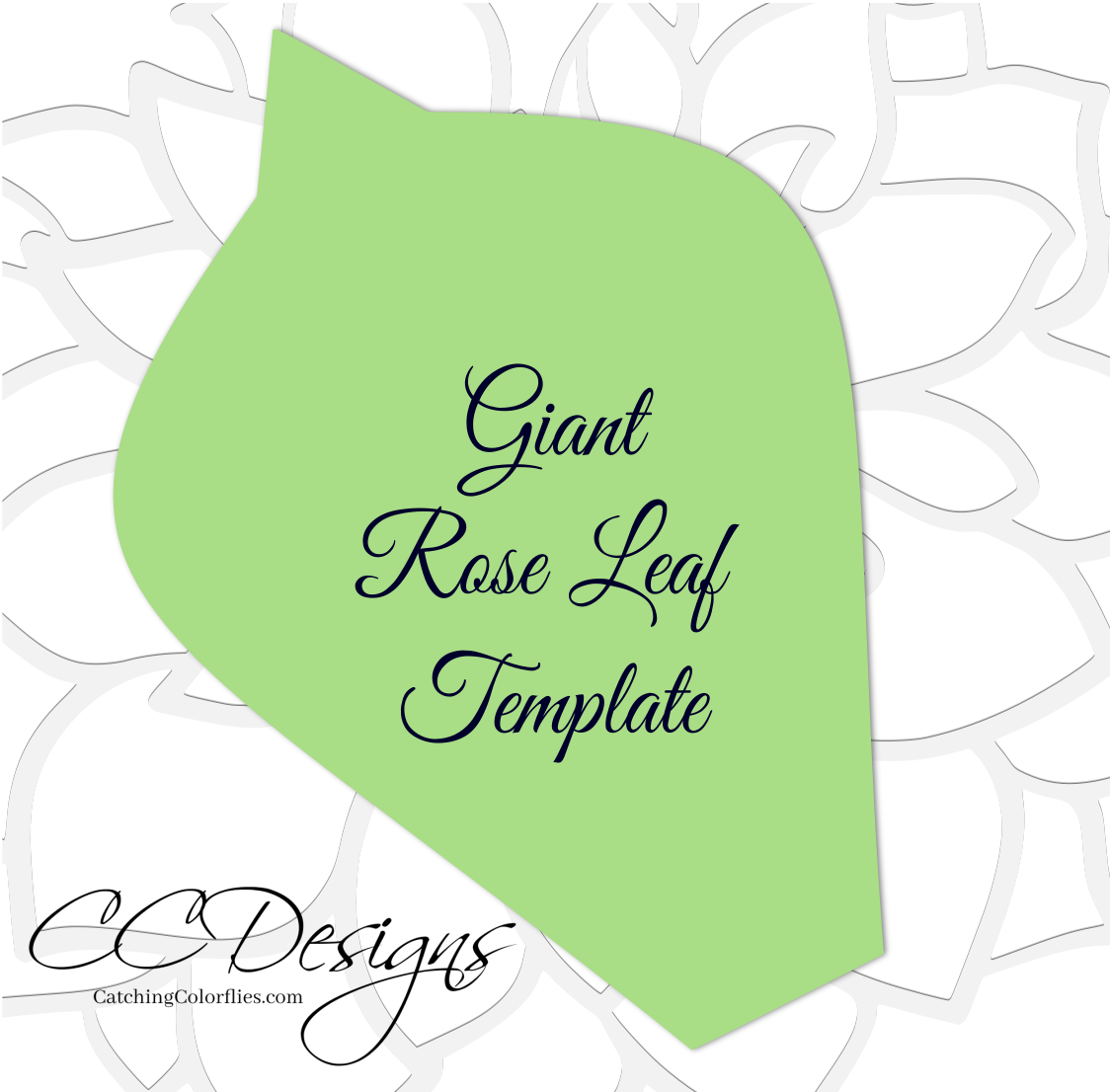 paper flower templates with full tutorials  printable pdf  u0026 svg cut files