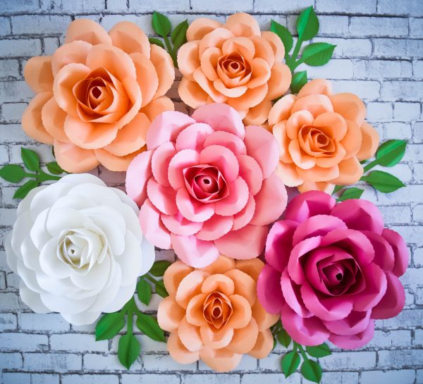 DIY Paper Rose: Serena Rose Tutorial