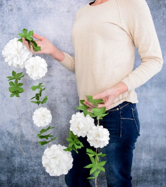 How to Make Paper Flower Balls: Step-By-Step Tutorial