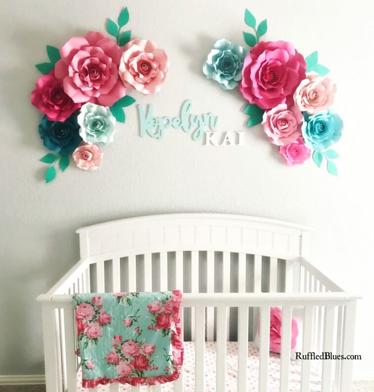 How-make-paper-roses